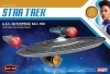 Star Trek - USS Enterprise NCC-1701, ako Snap-Kit (stavebnica)